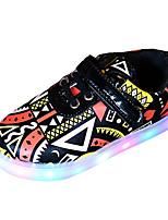 Boys' Athletic Shoes Summer Comfort PU Outdoor Flat Heel