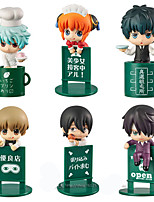 Anime Action Figures Inspired by Gintama Kagura PVC CM Model Toys Doll Toy