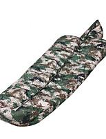 Sac de couchage Sac Momie Simple 0 Coton creuxX70 Randonnée Camping Garder au chaud Bonne ventilation Portable