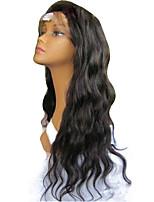 Livre despedida peruca virgem brasileira cabelos glueless completa rendas cabelo humano cabelos naturais cor cabelo com cabelo do bebê