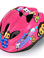 Kinder Helm Leicht fest und Haltbarkeit Formschluss Haltbar Radsport Bergradfahren Straßenradfahren Freizeit-Radfahren