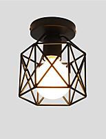 Takplafond ,  Rustikk/ Hytte Vintage Kontor / Bedrift Rustikk Maleri Trekk for Mini Stil MetallSpisestue Kjøkken Leserom/Kontor Inngang