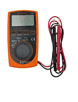 Stahlschild idgital Multimeter Mini Universaluhr / 1