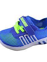 Серый Синий Розовый-Мальчики-Повседневный Для занятий спортом-Полиуретан-На плоской подошве-Удобная обувь-Спортивная обувь