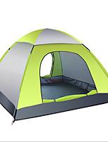 3-4 personnes Tente Accessoires de tente Unique Tente automatique Une pièce Tente de camping 1000-1500 mmFibre de verre Oxford Ruban