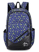 Unisex Polyester Casual Backpack All Seasons
