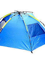2 persons Tent Single Automatic Tent One Room Camping Tent 1000-1500 mm Fiberglass OxfordMoistureproof/Moisture Permeability Waterproof