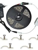 36W W Наборы ламп 4500 lm DC12 5 м 300 светодиоды Теплый белый белый красный желтый синий зеленый