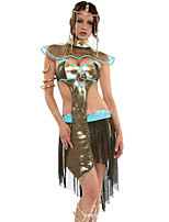 Cosplay Kostýmy Egyptian Costumes Festival/Svátek Halloweenské kostýmy Módní Leotard/Kostýmový overal Halloween Karneval Dámské
