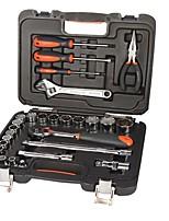 Shefflied® s010028 Набор инструментов для профессионалов с инструментами для дома от 28шт с ящиком для инструментов