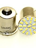 Sencart 10ks 1156 p21w ba15s r10w 22x3014 auto led denní světlo auto auto ocas strana blikače parkovací žárovky žárovky