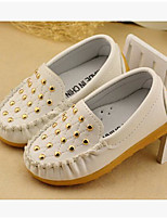-Девочки-Повседневный-Полиуретан-На плоской подошве-Удобная обувь-Сандалии