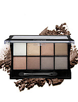 NOVO 8 Grid Mineral Colorful Powder Eyeshadow Palette