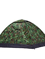 3-4 personnes Tente Unique Une pièce Tente de campingCamping Voyage