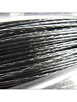 A raquete de tênis amarra o poder do alu áspero 125 cores grandes do banger 200m / reel 2