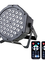 U'King® 72W 36pcs RGB LEDs Stage Par Light Stage Lighting DMX512 Sound Active for DJ KTV Xmas etc 1pcs