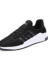 Men's Sneakers Spring Summer Comfort Light Soles Fabric Outdoor Casual Flat Heel Gore Walking Shoes