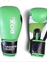 Gants du sport Gants d'Exercice Gants de Boxe Pro pour Boxe Fitness Muay-thaï Doigt completGarder au chaud Respirable Haute élasticité