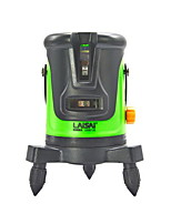 Laisai® 2 lignes 635nm infrarouge laser laser instrument de marquage ligne de nivellement laser