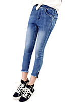 Girls' Casual/Daily Solid Pants-Modal Summer