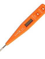 Sheffield® S034012 Digital Voltage Tester 12-220V AC/DC 150mm