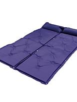 徽羚羊 Moistureproof/Moisture Permeability Camping Pad Dark Blue Hiking Camping PVC