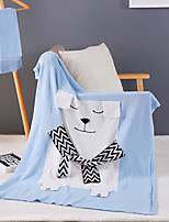 ТрикотажСплошная Мультфильмы 100% хлопок одеяла