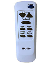 HA-410 Replacement for GE Air Conditioner Remote Control 6711A20089B 6711A20093L Works For AGQ14AH AGQ14AHG1 AGQ18DH AGQ18DHG1 AGQ24DH AGQ24DHM1