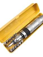 Hongyuan / hold-impact screwdriver 12pcs / 1 sets