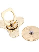 Toupies Fidget Spinner à main Toupies Jouets Jouets Tri-Spinner Métal EDC Soulagement de stress et l'anxiété Pédagogie & Education