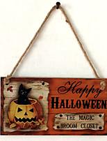 Bois Décorations de Mariage-1 Pièce Halloween