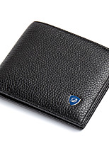 Men Wallets 100% cowhide Brand Mini Purse Durable High Quality Small Money Wallet Holder D6026-3