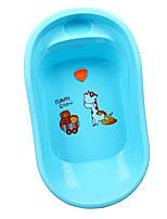 Cat Dog Cleaning Baths Tub Waterproof Blue