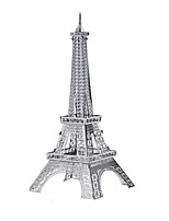 Jigsaw Puzzles 3D Puzzles Building Blocks DIY Toys Famous buildings Metal Model & Building Toy