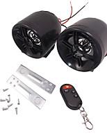 Moto bluetooth audio radio électrique pédale voiture enceinte antenne mp3 subwoofer