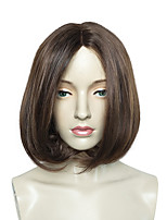 Capless Short Natural Curly Brown Natural Wigs Wigs for Women Costume Wigs Cosplay Wigs