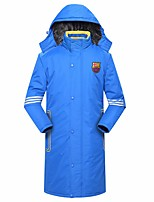 Soccer Winter Jacket Spring/Fall Winter Solid Print Down Others Ski & Snowboard Winter Sports