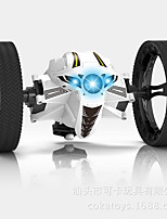 Bounce RC Cars CK-14 2.4G 4CH Jumping Robot RC Toys For Kids Chrismas Gift