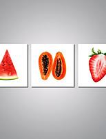 Impression sur ToileTrois Panneaux Toile Format Horizontal Imprimé Décoration murale For Décoration d'intérieur