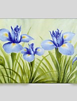 Oil Paintings Floral Style Canvas Material With Wooden Stretcher Ready To Hang Size60*90CM .