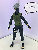 Anime Toimintahahmot Innoittamana Naruto Hatake Kakashi PVC 16 CM Malli lelut Doll Toy
