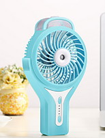 Mini Fan Rechargeable Spray Usb Small Portable Mute Fan