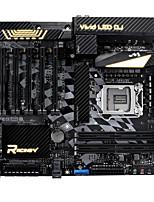 Biostar Z270GT9 Motherboard Presented Intel 600p 256GB M.2 NVMe SSD Intel Z270 / LGA 1151