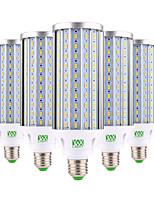 60W E26/E27 Ampoules Maïs LED 160 SMD 5730 5850-5950 lm Blanc Chaud Blanc Froid Décorative AC 85-265 V 5 pièces