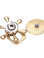 Cellphone Stand Tri Fidget Metal Ball Hand Spinner Focus Finger Toy for Kids/ Adults Autism ADHD