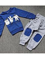 Boys' Fashion Sets,Others Spring Long Sleeve Clothing Set