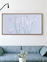 A fleurs/Botanique Art 3D Encadré Art mural Matériel Marron Sans Passepartout Avec Cadre For Décoration d'intérieur Cadre Art