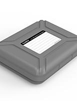 Orico-phx35 3,5-дюймовый защитный чехол для защиты от влаги / шок / давление / серый