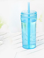 Anti-drop Children's Cups Korean Plastic Milk Juice Cup