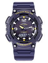 Casio Masculino Relógio Esportivo Relógio de Moda Japanês Quartzo Calendário Impermeável Cronômetro Mostrador Grande Borracha BandaLegal
